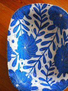 Makoto Kagoshima Ceramics an pottery. Kagoshima, Japanese Ceramics, Japanese Pottery, Ceramic Tableware, Ceramic Bowls, Pottery Plates, Ceramic Pottery, Ceramic Painting, Ceramic Art