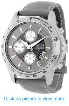 6f8086981d7 Gucci Men s Gucci Timeless Anthracite Diamond Pattern Dial Watch