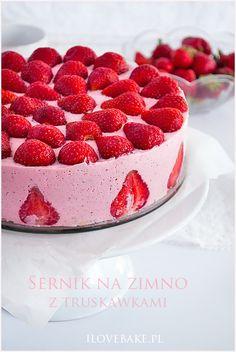 Cheesecake, Raspberry, Cooking Recipes, Sweets, Trufle, Chocolate, Fruit, Bakken, Gummi Candy