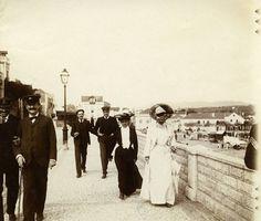 Lisboa de Antigamente: Praia da Ribeira de Cascais