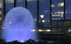 Kastrup Lufthavn | Glassolutions Terminal 3 - Climaplus Cool-Lite KBN 169 Clear & Emalit IGU Spandrels