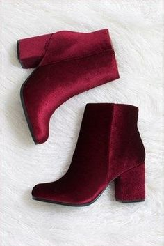 d37851fe342 21 Best Red ankle boots images in 2018 | Red boots, Red booties, Red ...
