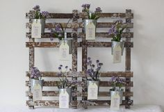 Rustic table plan, The Wedding of my Dreams, £22