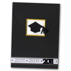 Ask Robin – Graduation Flap Card