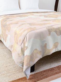 'Pink Gold Camouflage' Comforter by Shane Simpson College Dorm Rooms, College Dorm Bedding, Make Your Bed, Square Quilt, Pink And Gold, Camouflage, Quilt Patterns, Comforters, Blanket