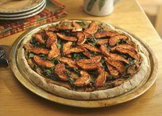 Grain-Free Pizza Crust (#vegan, #glutenfree #recipe)