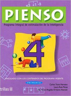 ATP PRIMARIA: PIENSO: Programa integral de estimulación de la inteligencia