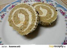 Roláda capucino recept - TopRecepty.cz Cookies, Desserts, Food, Crack Crackers, Tailgate Desserts, Deserts, Biscuits, Essen, Postres
