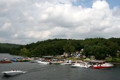 Big Dick's Halfway Inn-Lake of the Ozarks.  I could use a Lake Water right about now!