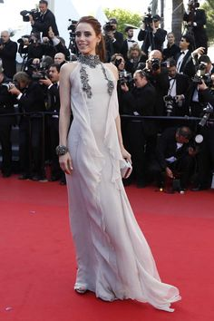 Cannes Film Festival 2013 red carpet