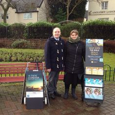 Hednesford, Staffordshire, UK - Publicly Sharing The Good News of God's Kingdom - JW.org -- Photo shared by @emilycuthbert1