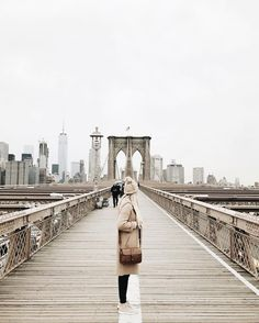 Brooklyn bridge, NYC @Mandi Nelson