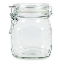 <li>Enhance your food storage by canning your own fruits and vegetables</li> <li>Jar set is also perfect for preserving nuts, grains and other food items</li> <li>Kitchen storage includes three 0.5-liter jars</li>