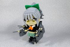 ~ Lego MOCs ~ Yubari 夕張 | Flickr - Photo Sharing!