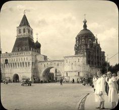 Москва. Владимирские ворота