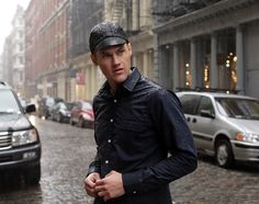 "Waterproof ""dress"" shirt from Outlier...awesome."