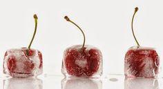 Hielos de cereza :: Frozen cheery Wow! Eventos Boutique: Bar Ideas