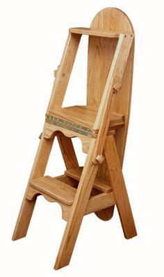 It's a ladder
