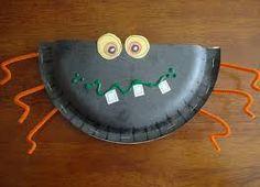 Resultado de imagen de halloween manualidades para niños