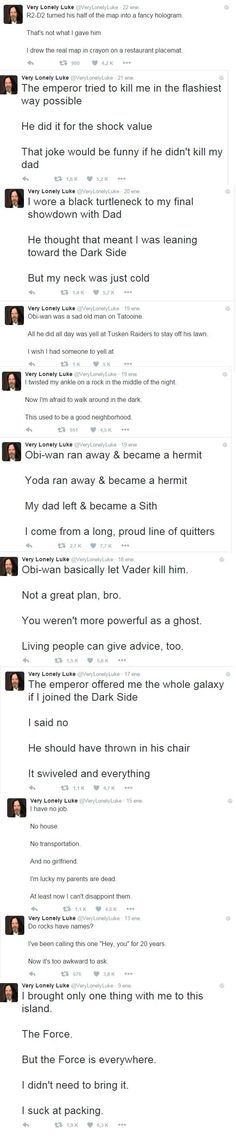 Seriously it is hilarious - Genius Meme - Seriously it is hilarious The post Seriously it is hilarious appeared first on Gag Dad. Star Wars Quotes, Star Wars Humor, Anakin Vader, Cw Series, The Force Is Strong, Carrie Fisher, Love Stars, Geek Out, Reylo