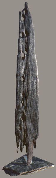 """""""A petits pas"""" - Le blog de boisflottesdeloire - Sculptures naturelles"""