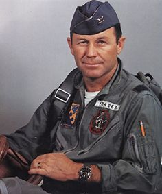 On 14 October 1947, test pilot Chuck Yeager became the first man to fly faster than sound in his Bell X-1.  He hales from Myra, WV