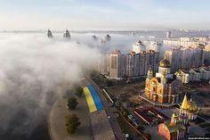 Оболонь. Киев