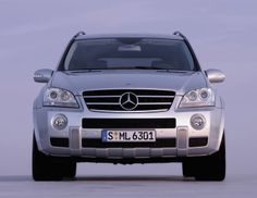Mercedes-Benz ML 63 AMG (W164) '2006–08