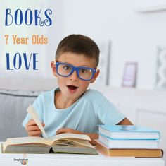 good chapter books for 7 year olds - extensive list of recommendations!
