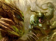 Spirit of Durthu vs. a Great Unclean One