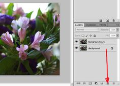 an easy but very effective way to sharpen your photos