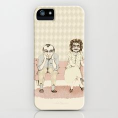 45 years married! iPhone & iPod Case by Cecilia Sánchez - $35.00