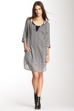 Joie Concordia Peasant Print Dress