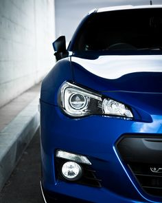 Subaru BRZ, the sports car for everyone. Affordable and fun to drive. Makes me happy every time I drive it.