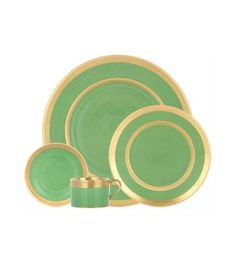 WILLIAM YEOWARD Avington Apple Green   215.00-430.00 per piece