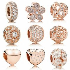 >>>Pandora Jewelry OFF! >>>Visit>> The Pandora Rose Galaxy cubic Zirconia Charm from The Jewel Hut - Melanies Fab Finds Fashion trends Fashion designers Casual Outfits Street Styles Pandora Charms Rose Gold, Pandora Bracelet Charms, Pandora Jewelry, Pandora Rings Rose, Diy Jewelry To Sell, Cute Jewelry, Silver Jewelry, Diamond Jewelry, Silver Rings