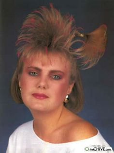 Awesome 1980 Hairstyles