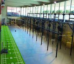 Image result for warehouse gym design