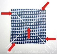 Patriotic Pinwheels {