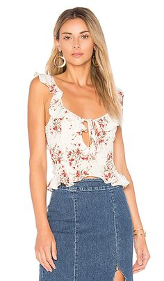 Shop for FLYNN SKYE Mimi Top in Day Desire at REVOLVE. Free 2-3 day shipping and returns, 30 day price match guarantee.