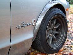 Datsun Skyline GT-R 1971 - the original bad ass.