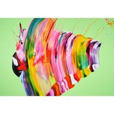 SP105. acrylic on linen. 180x260cm. 2016 — Yago Hortal