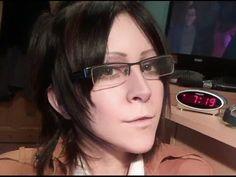 Hanji Zoe - Attack on Titan/Shingeki no Kyojin makeup tutorial