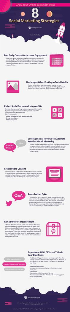 A good checklist for when you're not getting traction on social media. 12 reasons your social media growth may have stunted, and a bonus infographic with social media strategies