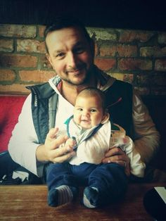 Paul and Baby Paul ! HOW COULD YOU NOT REPIN THIS