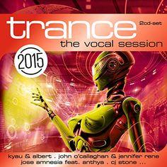 Various Artist - Trance: Vocal Session 2015