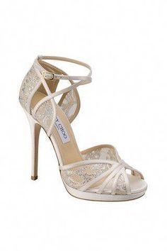 8b102caefe4 Jimmy Choo · Browse the latest wedding and bridal shoe collections from  Emmy Shoes