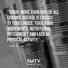 #FMTV #FoodMatters #Quoteoftheday  www.FMTV.com