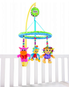 Lamaze Jungle Dreams Wind Up Mobile available online at http://www.babycity.co.uk/