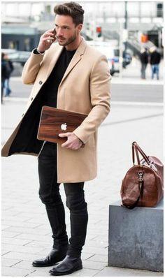 How To Wear A Men s Camel Coat (Top Guide) 47f1c61e23115